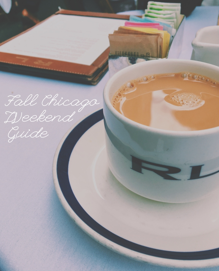 Fall Chicago Weekend Guide