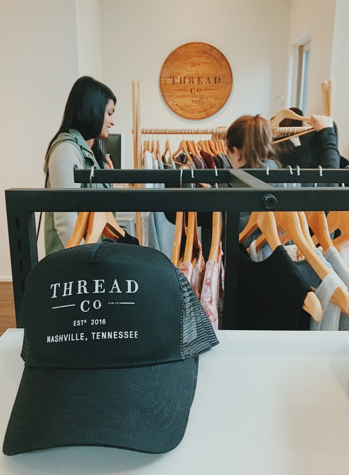 Nashville Local: Thread Co.